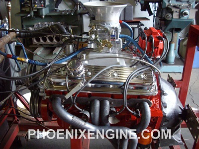 5.7 liter chevy crate engine