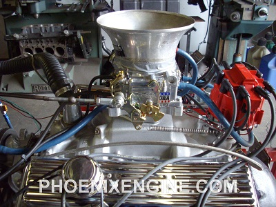 Chevy 350 - 325/335/345HP Midnight Crate Engine with