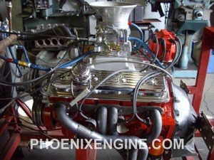 Chevy and Ford Crate Engine Catalog from Phoenix Engines Call Toll