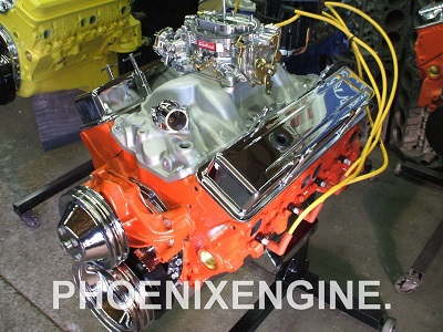 Chevy 350 355HP turnkey crate engine