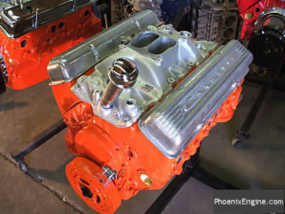 Chevy 327 Crate Engines For Autos Post