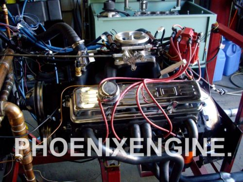 Chevy 350 Turnkey engine