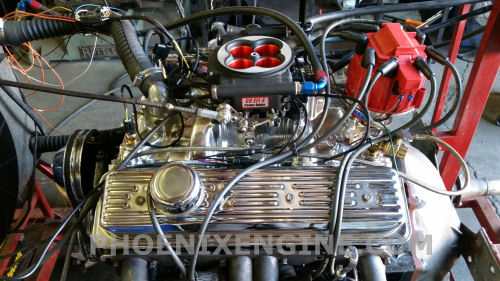 Turnkey Crate Engine - Chevy 350 - 355 to 400 hp TBI