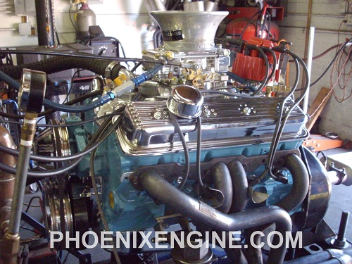 Pontiac Firebird Buick or Olds replacement engine
