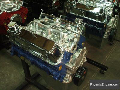 Mild Street Crate Engines for Ford 302 and Ford 351W - Midnight Series