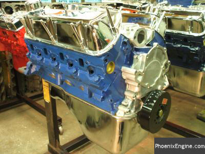 Mild Street Crate Engines for Ford 302 and Ford 351W