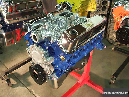 Broncos - Ford Bronco Performance | 302 Ford 4X4 crate engines