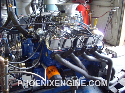 Ford Bronco crate engine