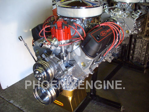 Ford 351 408HP to 452HP TurnKey Crate Engine for Mustang or Cobra