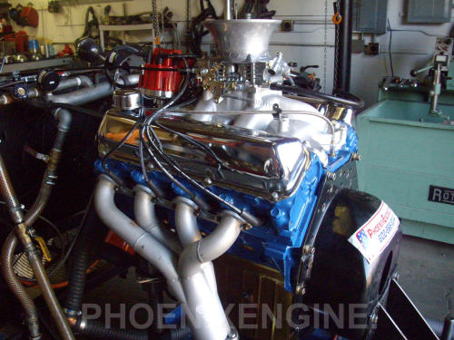 Ford 460 crate engine from PhoenixEngine.com