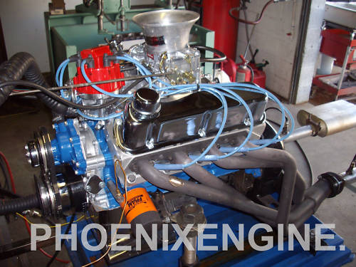 Ford 302 Keith Black Turnkey Engines