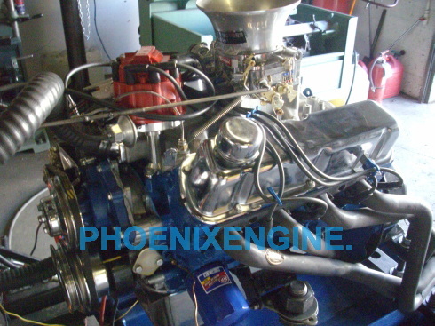 Ford 302 - 351HP plus Mustang High Performance Turnkey Crate Engines