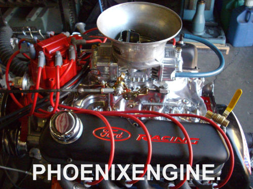 Ford 302 Keith Black Midnight Turnkey Engines