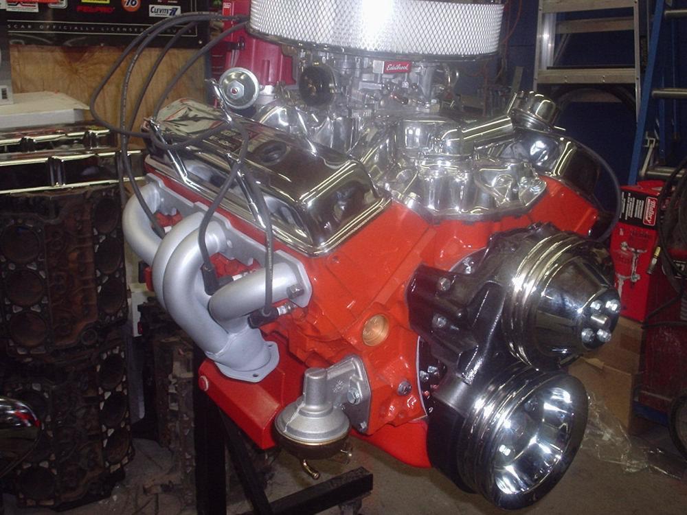 Rebuilt 350 Motor Autos Post