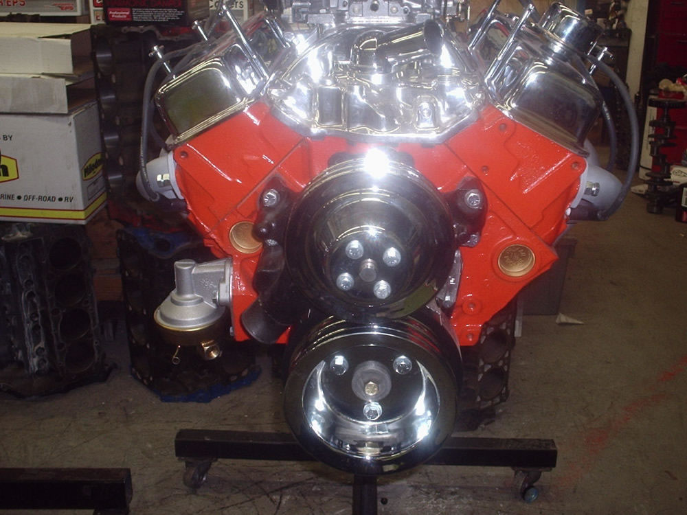 Chevy 350 Crate Engine Bing Images