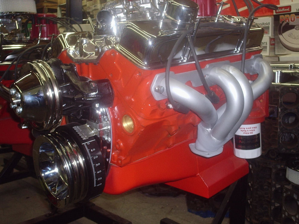 Crate Engines Chevy 350 Chevy 350 TurnKey Crate Engine / 076.jpg
